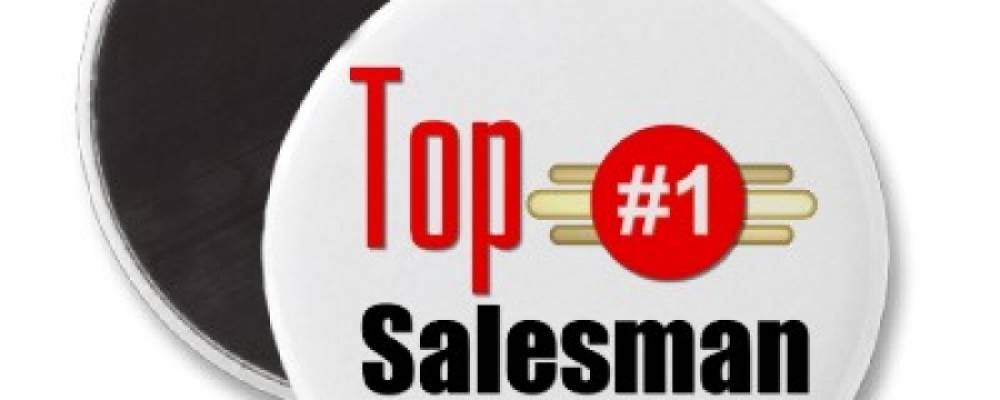 Hva kjennetegner de beste selgerne?